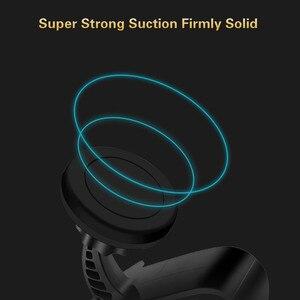 Image 4 - Telefon auto halter super magnetische telefon stehen 360 Rotation Air halterung in Auto für iPhone 5 7 8 für samsung Universal stand