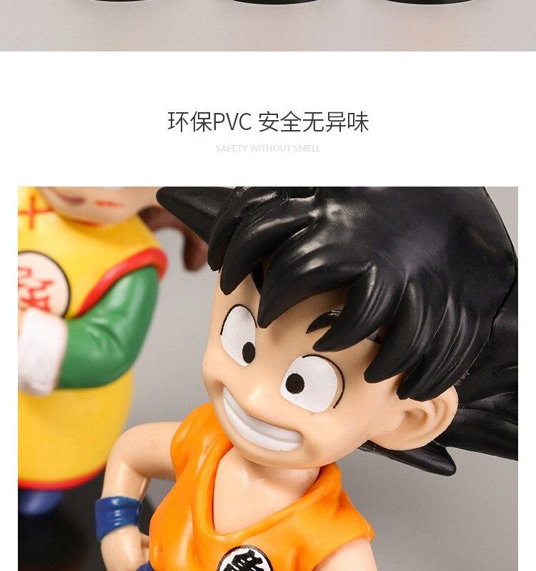 z anime figuras mark 6