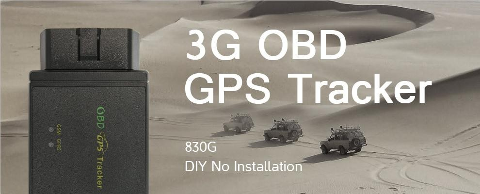 55f2f085306 OBDII 3g gps трекер CCTR-830G WCDMA отслеживания без Установка ...