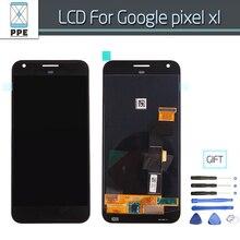 5.5 дюймов ЖК-дисплей Экран для Google Pixel XL M1 Nexus ЖК-дисплей Дисплей Сенсорный экран планшета Ассамблеи Запчасти для авто бесплатная Инструменты