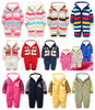 2014 Sale Christmas Clothes Sets Children S Clothing Baby Cotton Thread Newborn Winter Thermal Clothingbaby Cute