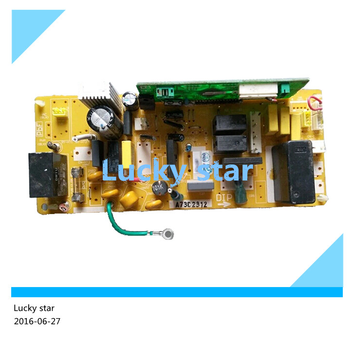 95% new for panasonic Air conditioning computer board circuit board A73C2312 A744597 good working95% new for panasonic Air conditioning computer board circuit board A73C2312 A744597 good working