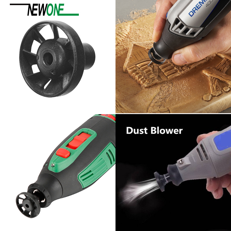 Dust Blower with thread for Dremel Tools Accessories Suit for DREMEL 3000
