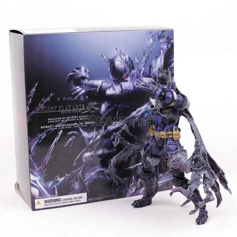 Zagraj Arts Kai Batman: pan zamrozić łotrów galerii SQEN pcv Action figurka – model kolekcjonerski zabawki w Figurki i postaci od Zabawki i hobby na  Grupa 1