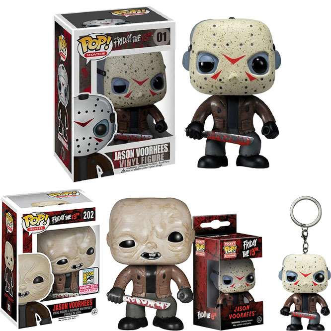 Funko POP Friday The 13th Boy Collectible Model Boy Toys JASON VOORHEES 2019 Action Figure Toys Birthday Gift