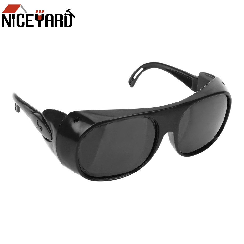 NICEYARD Welding Welder Goggles Safety Working Eyes Protector Gas Argon Arc Welding Protective Glasses Protective Equipment