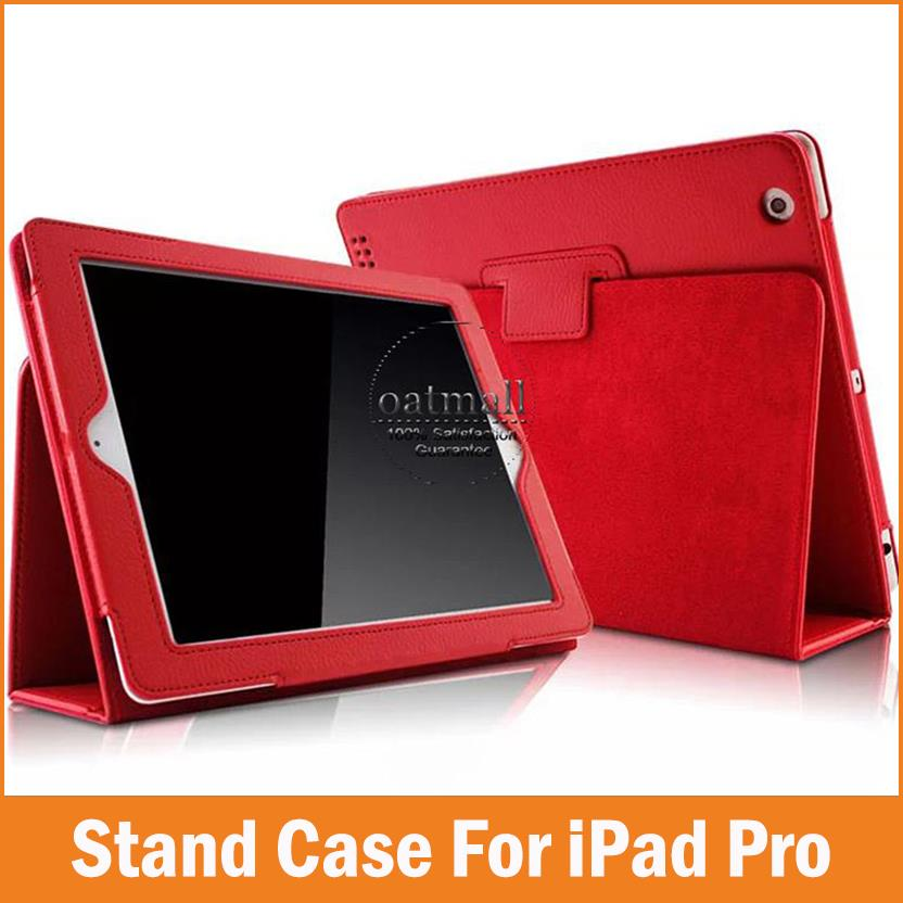 New Folding Folio magnetic pu leather stand smart cover For Apple iPad 2018 2017 case fundas On the for iPad Pro 9.7 inch cases