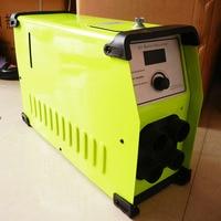 12 В 5KW воздуха дизель стояночный отопитель светодиодный Дисплей Температура быстрее передачу тепла для автомобилей Автобус грузовики Кара