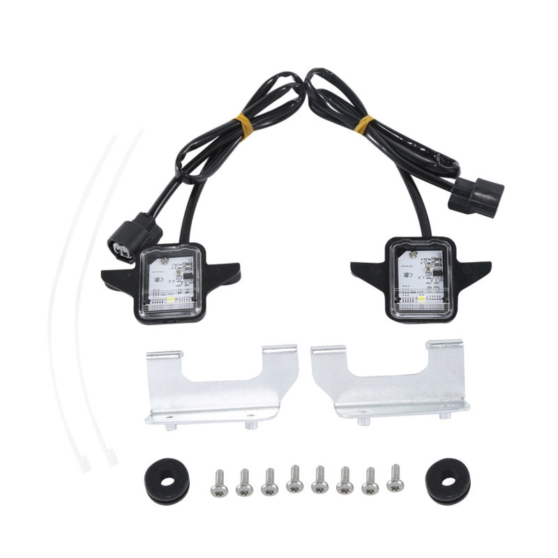 Motorcycle Motorbike Tour LED Illuminated Entry Lights For Honda Goldwing GL1800 GL 1800 2018 Replace