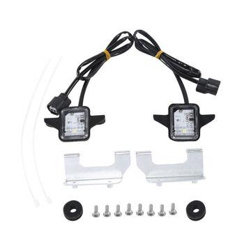 Motorcycle Motorbike Tour LED Illuminated Entry Lights For Honda Goldwing GL1800 GL 1800 2018 Replace