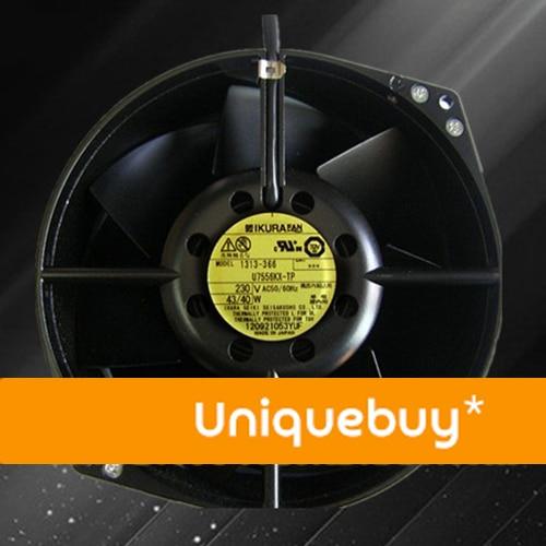Cooling fan all metal U7556KX-TP AC 230V for IKURA High temperature resistance original ebmpapst 1120ntd tc 220 230v 16w 19w cooling fan
