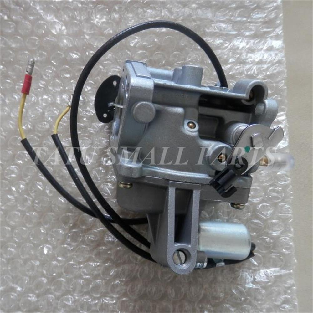 hight resolution of gx610 carburetor for honda gx620 gx630 em10000 et12000 2v77 2v78 sawafuji sht11000 sht11500 kuboto ath3135 genset