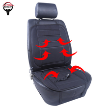 цены на Keep warm in winter car seat cover heating home seat cushion car seat cushion 97*48*3 cm  12V Cigarette lighte 45W free shipping  в интернет-магазинах