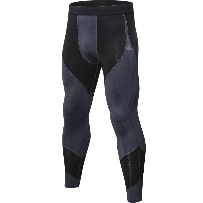 Men pants 2018 Men Fitness Pants Casual Elastic cotton Mens Fitness Workout Pants skinny,Sweatpants Trousers Jogger Pants S-XXL
