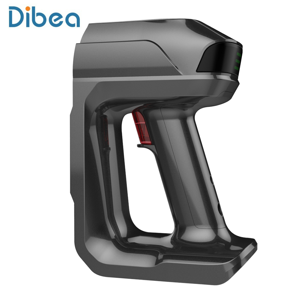 Professional Hand Grip With Battery For Dibea D18 Wireless Vacuum Cleaner Replacement Battery For Dibea D18 Vacuum Cleaner