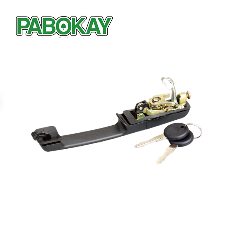 FOR VW PASSAT B3 88 93 OUTER RIGHT FRONT DOOR HANDLE NEW 357837206B