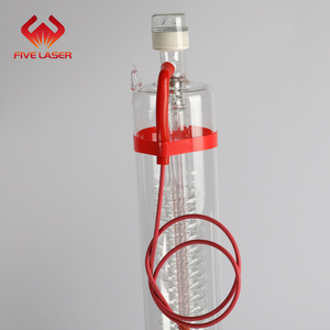 CO2 laser parts--150w glass laser tube SPT C150 for laser cutting machine MDF and acrylic cutting
