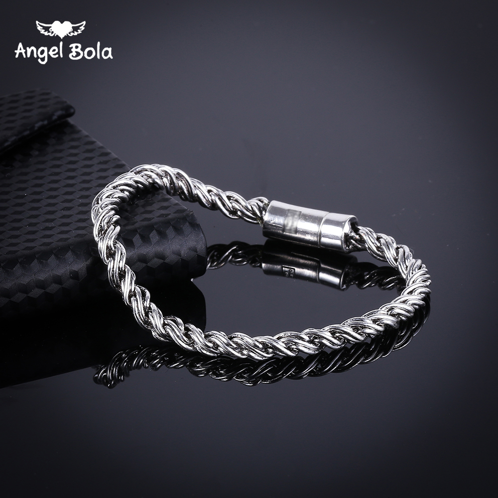 10pcs/lot Ancient Silver Women Bracelet High Quality Bracelets Buddha Bangles Punk Jewelry Accessories for Male Best Friends