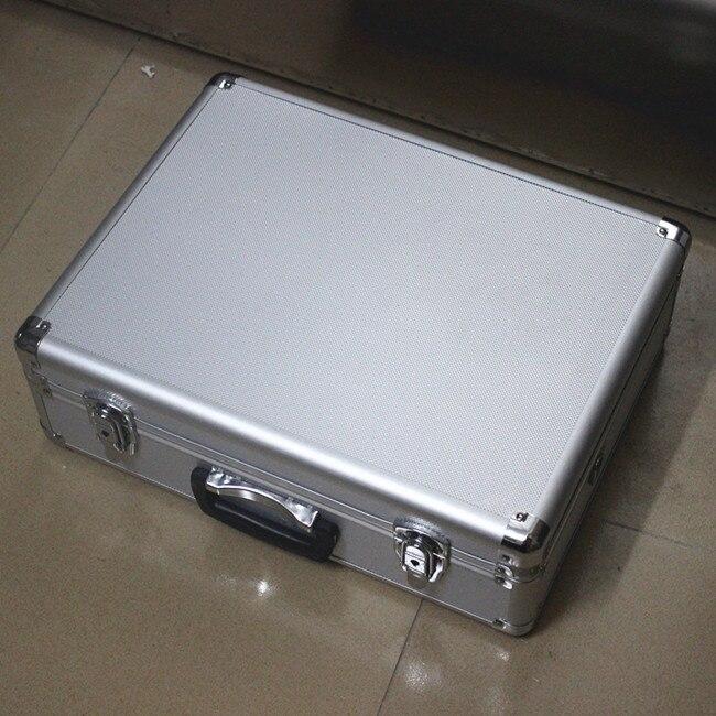 cassetta portautensili in alluminio di alta qualità custodia - Portautensili - Fotografia 5