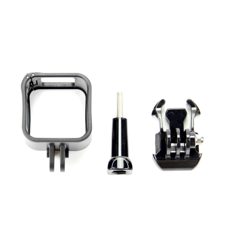 SnowHu For GoPro Hero4 Session Accessories B Model Protective Frame Set for GoPro Hero4 Session GP259B in Sports Camcorder Cases from Consumer Electronics