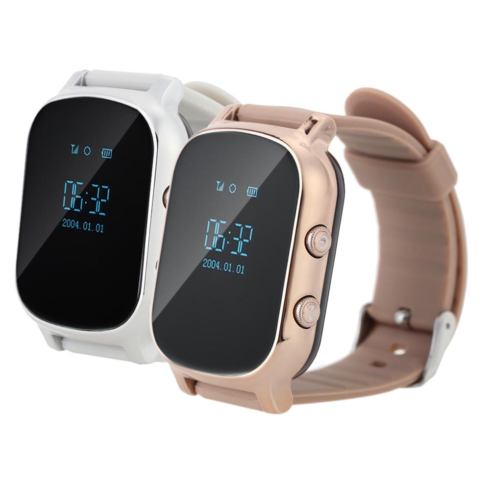 T58 Kids GPS font b watch b font font b Smart b font Tracker font b