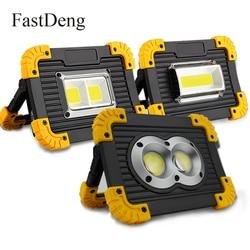 Portable Light 20W 400Lm Led Spot Light Portable Spotlights Floodlight 5V Usb Rechargeable Super Bright Searchlight Handheld