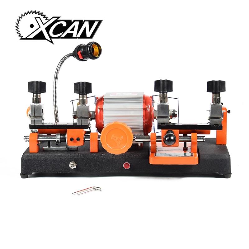цена на XCAN 238GS key cutting machine for copy keys car door lock picks locksmith tool key copy machine for universal keys