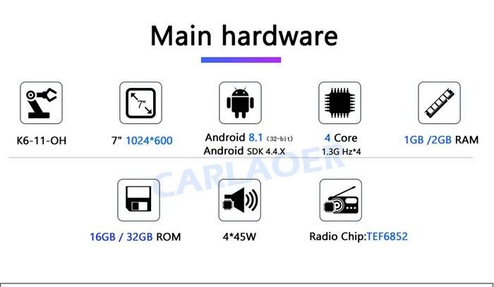 2 din car radio android  -04