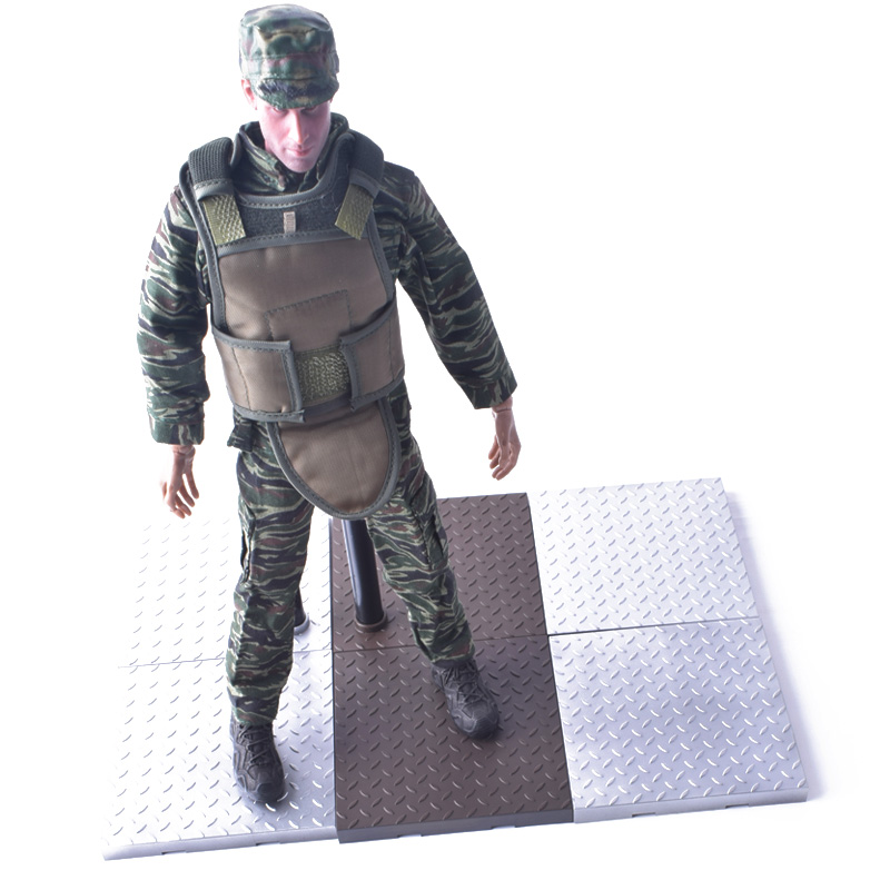 1/6 Scale Toys Military Soldier Accessories Model Unlimited Expansion Platform Scene SCE2015002+003+004 Set Fit 12Action Figure 2pcs 1 6 scale dragon dml toys wwii gray soldier forward hat cap model toy dolls military fit 12 inch action figure accessories