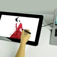 Ручка Дисплей 15,6 дюйм(ов) ips Экран HD Разрешение Графика монитор рисунок Дисплей с 2recharge ручек и Artist Glove для бесплатная