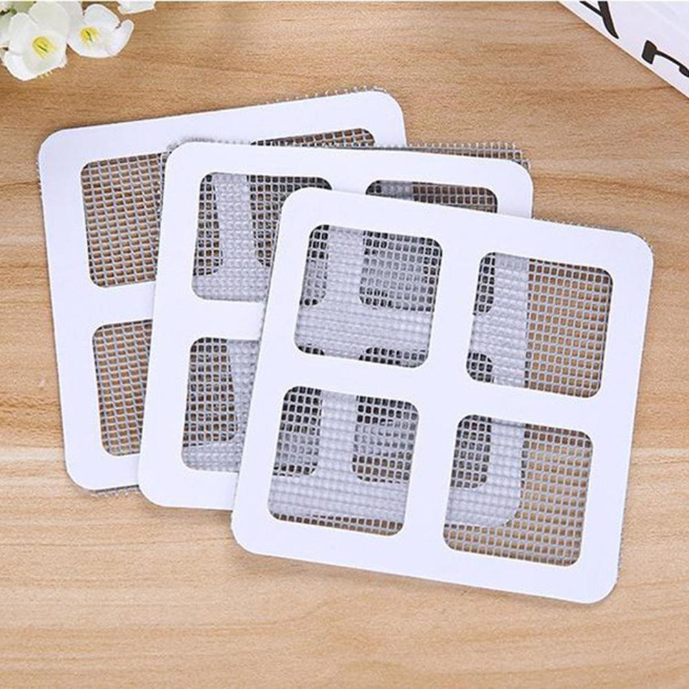 3Pcs Repairing Mesh Net Door Window Breach Patch Sticker Anti-Insect Fly Mosquito Insect Home Window Screen Patch Sticker New