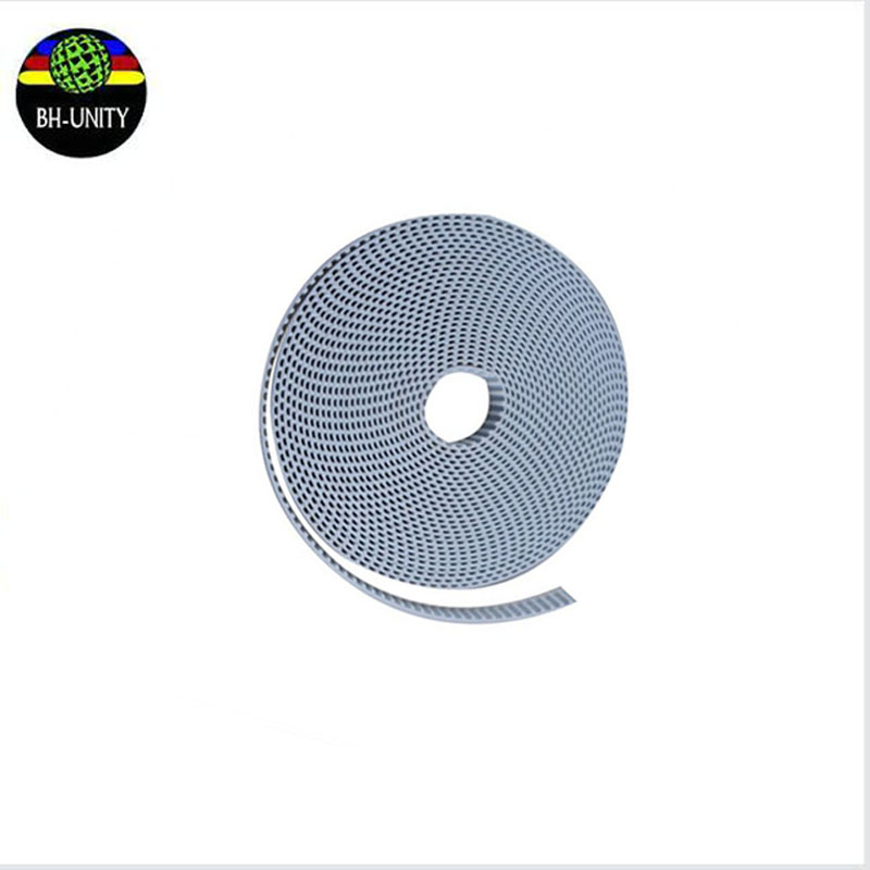 1PC wit color flora gongzheng crystaljet infiniti phaeton large format printer spare part 16.9XL-9 meter printer belt недорго, оригинальная цена