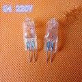 G4 220 V 35 W lâmpadas lâmpada de 50 W lâmpada da fragrância pé fino especial