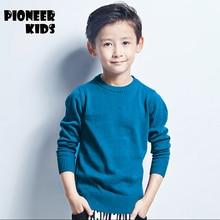 Свитер для мальчиков Pioneer Kids 2016
