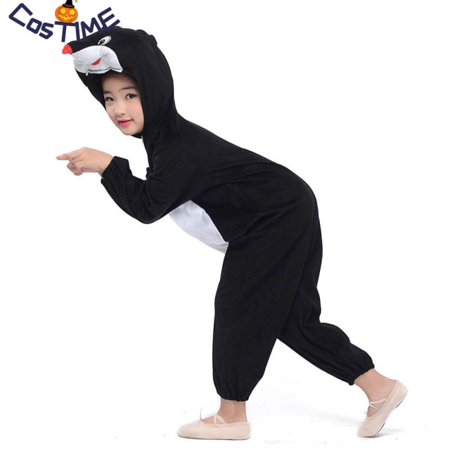5ce25bee3697 Kids Moles Costume Little Mouse Onesies Animal Costume Fancy Dress Animal  Onesies Jumpsuit Children Pajamas Carnival Costumes