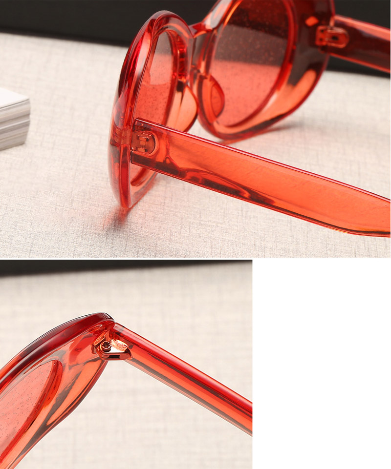 Oval Shape Sunglasses (34)