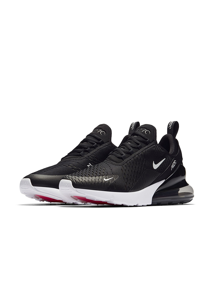 Nike AIR MAX 270 Male Running Shoes Out Door Sports Sneakers Original Nike AH8050 цена 2017