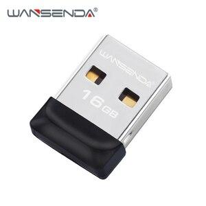 Image 1 - Siêu Mini USB Đèn LED Chống Nước Bút 8GB 16GB 32GB 64GB USB 2.0 USB thẻ Nhớ Đèn Thumbdrive