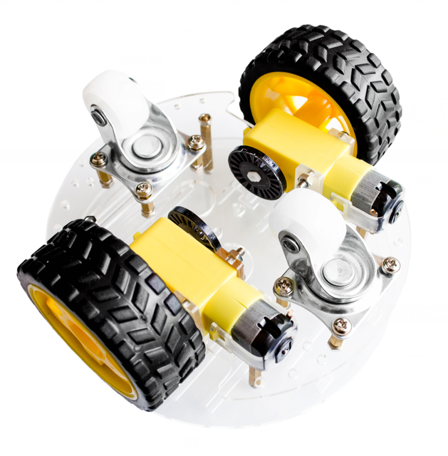 Official Ismaring Car Chis Robot Tracing Strong Magnetic Motor Rt 4 Avoidance
