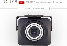 F18747   C4018 PFV WIFI Camera 1.0MP 720p HD Camera Drone Part for  X101 X102 X104 X600 RC Quadcopter C4008 Upgraded
