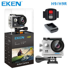 "Original EKEN H9 Action camera H9R Remote Ultra HD 4K / 25fps WiFi 2.0"" 170D go waterproof Helmet Cam camera Pro Sport cam(China)"