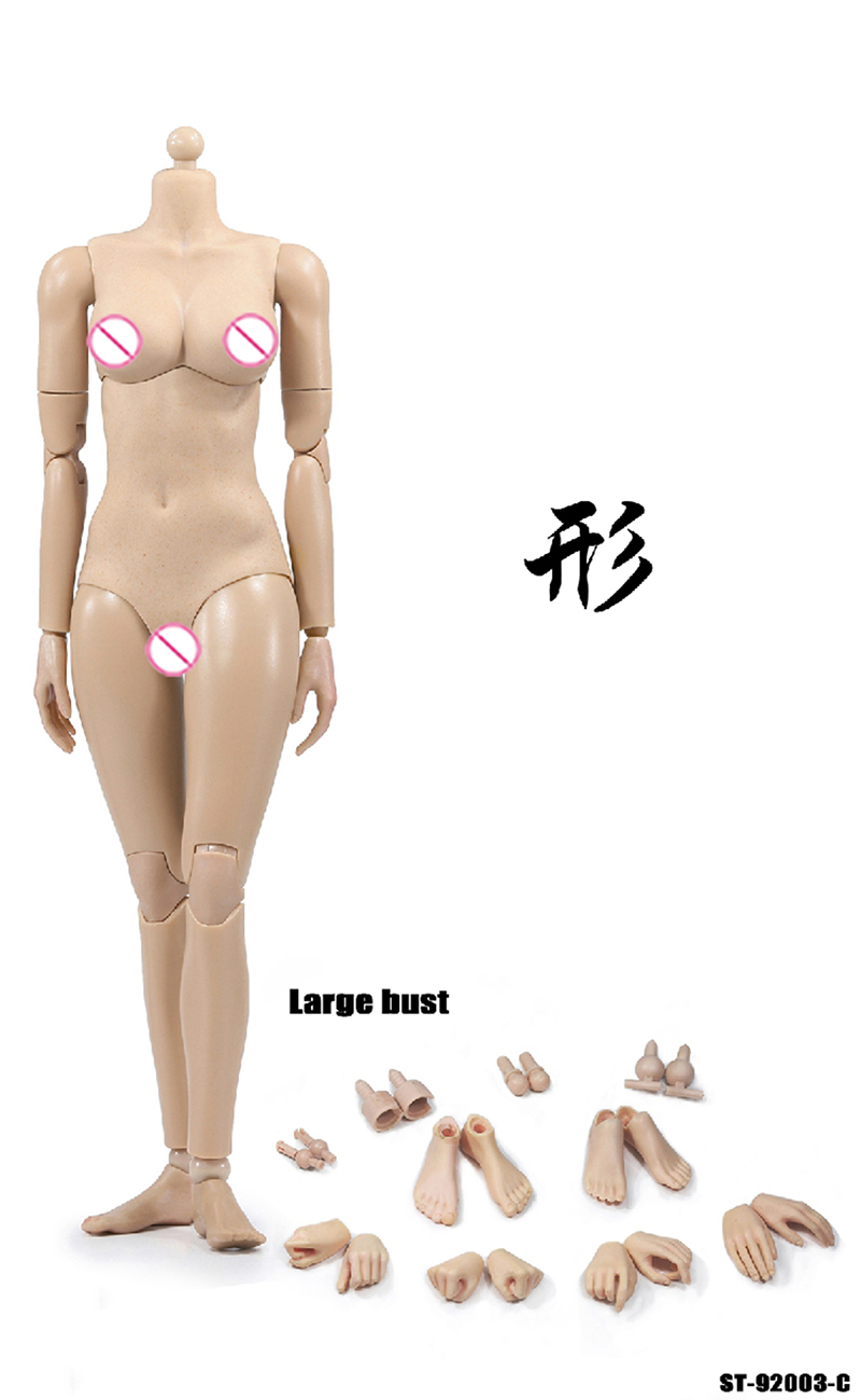 1/6 Scale XING Series Repay Version Super flexible Sexy Female Figure Body Suntan/Pale Color With Joints for 12 Action Figure1/6 Scale XING Series Repay Version Super flexible Sexy Female Figure Body Suntan/Pale Color With Joints for 12 Action Figure