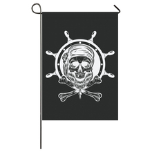 Personalized Garden Flag pirate flag Seasonal Flags for Outdoors Decor