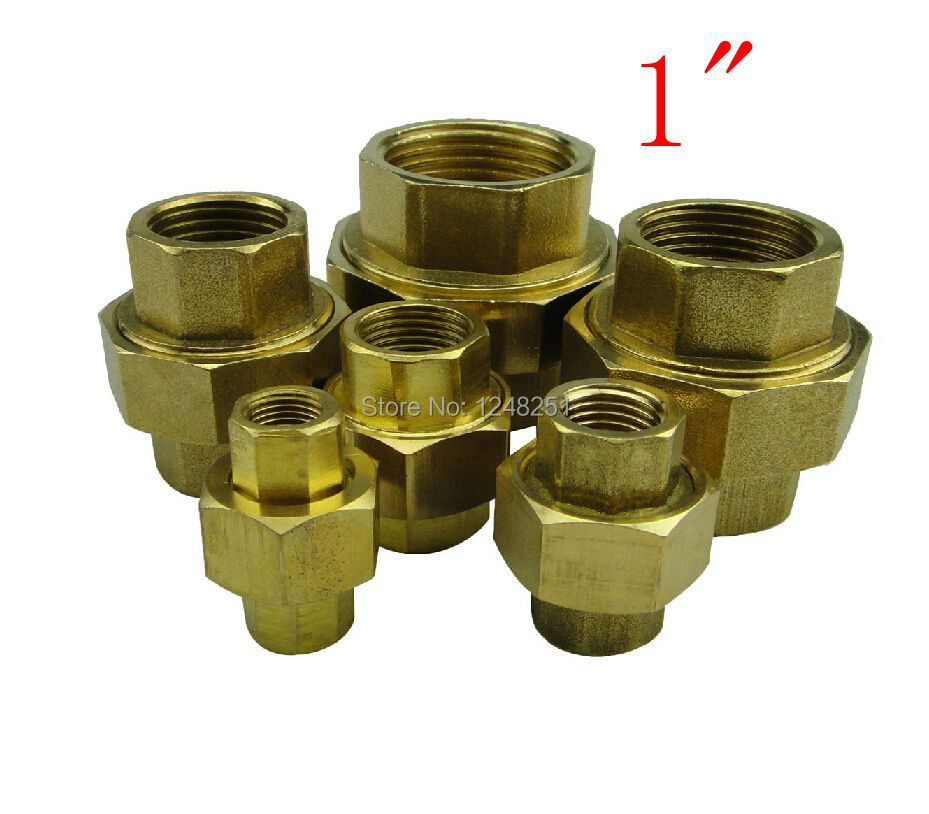 Female Inch Bsp Dia Mm Length Mm Malleable Slip Joint Connection Brass Plumbing