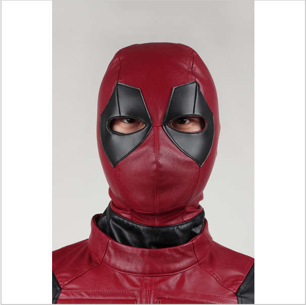 Deadpool Mask X-Men Halloween Cos Accessories Cosplay Mask Any Size