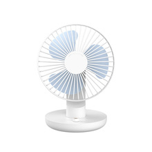 Usb Charging Portable Handheld Electric Fan Air Conditioner Cooler Cooling Fan Summer Desk Table Automatic Shaking Head Coolin цена и фото