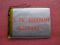 3775131 3 7V 4500mah Lithium Polymer Battery For IPad 3 Tablet PCs PDA Diital Products