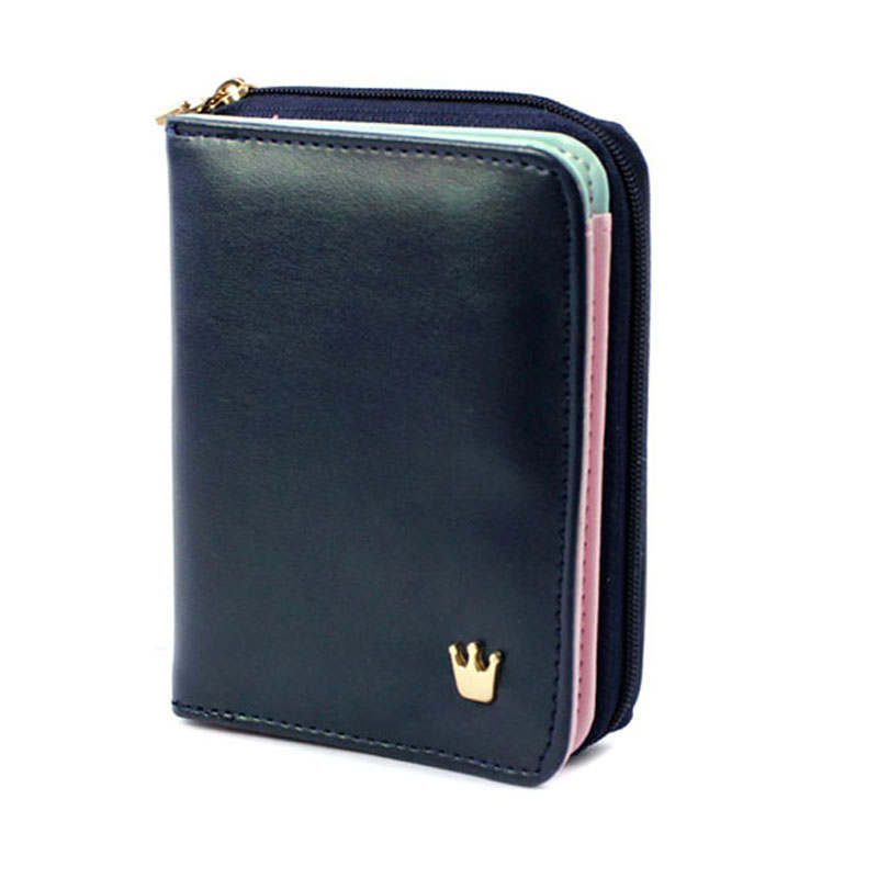 Designer PU Leather Wallets Famous Brand Women Wallet Purses Ladies Bag Female Money Clip Clutch Coin Pocket carteras mujer rfid blocking men wallets double zipper coin bag famous brand pu leather wallet money purses luxury big capacity wallet carteira
