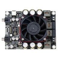 2 400W Dual Channel Class D Digital Power Amplifier Board High Power HiFi Amplifier Board Fever
