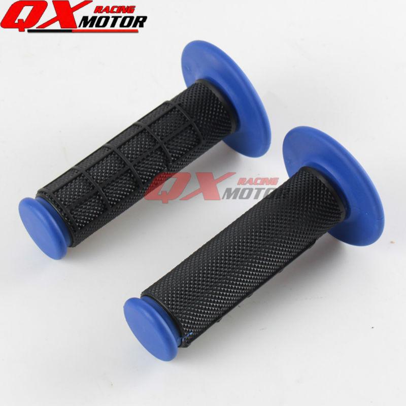 Motocross grips Hand Grips TPE rubber handle grips For YZ85 YZ125 YZ250 YZ250F YZ450F WR250 WR450 Dirt Bike MX Enduro Supermoto